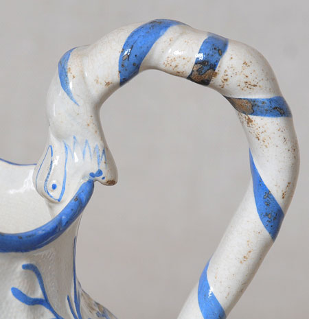 Serpent Handle Close Up