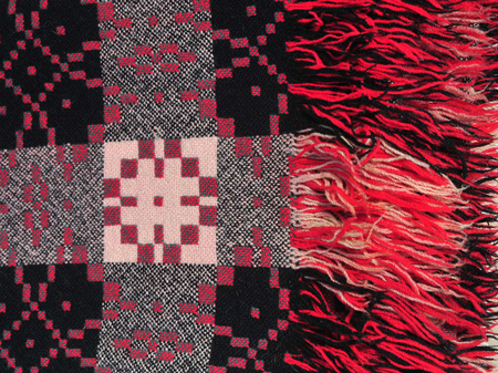 Welsh Blanket 11a