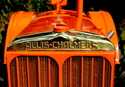 Allis-Chalmers Red T