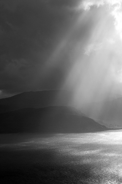 Sun's Rays, Conwy