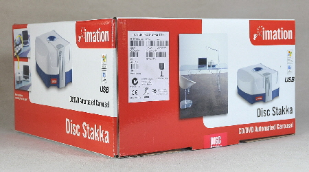 Disc Stakka Box